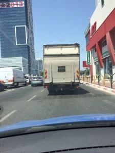 שיווק על משאית